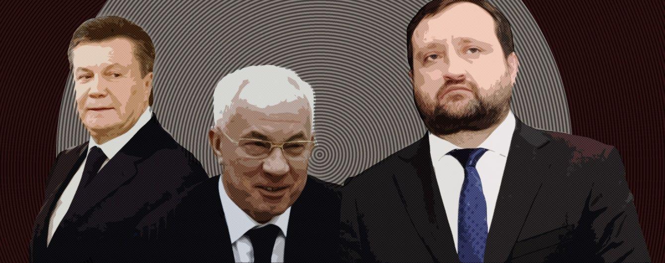 """У скільки Україні обійшлася дружна """"Сім'я"""" Януковича. Тест"""