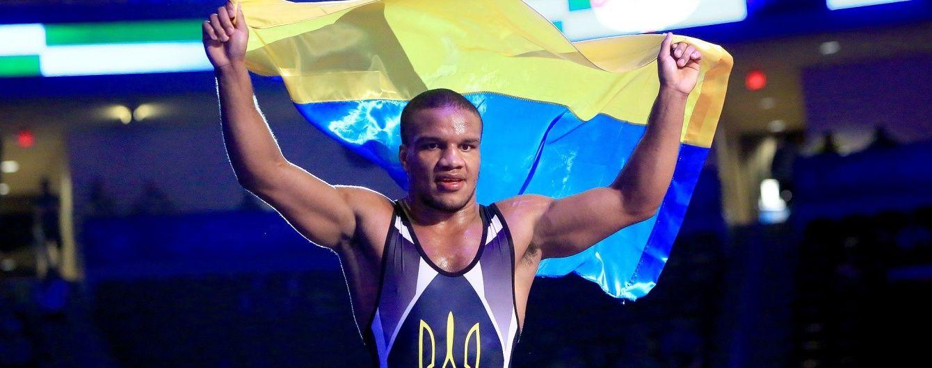 Український чемпіон світу з боротьби поскаржився на ставлення країни до своїх спортсменів