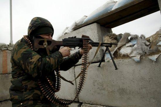 Бойовики вчергове зірвали розведення сил у Станиці Луганській