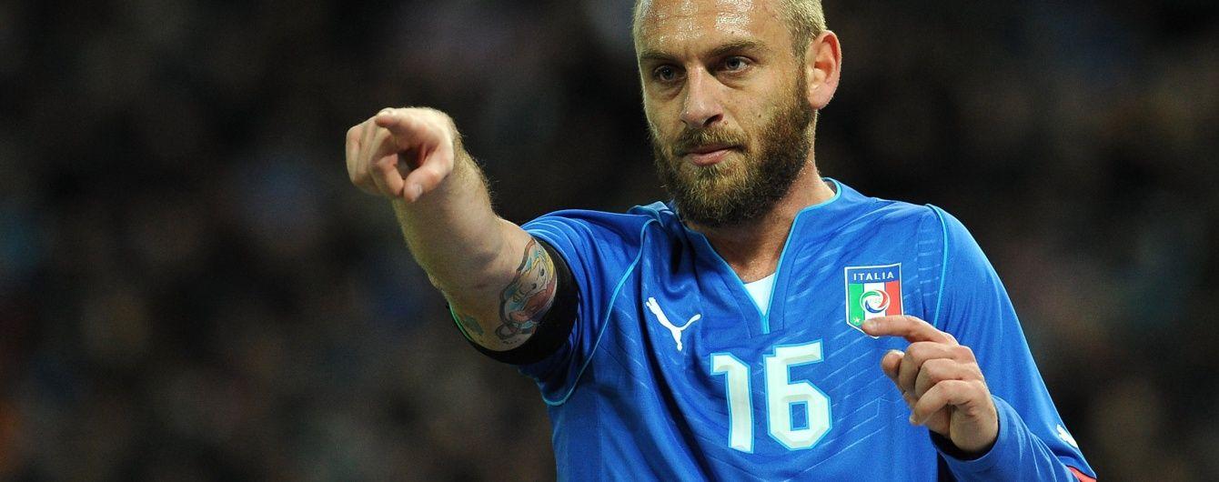 Італійський футболіст поклав золоту медаль ЧС-2006 в труну свого померлого друга
