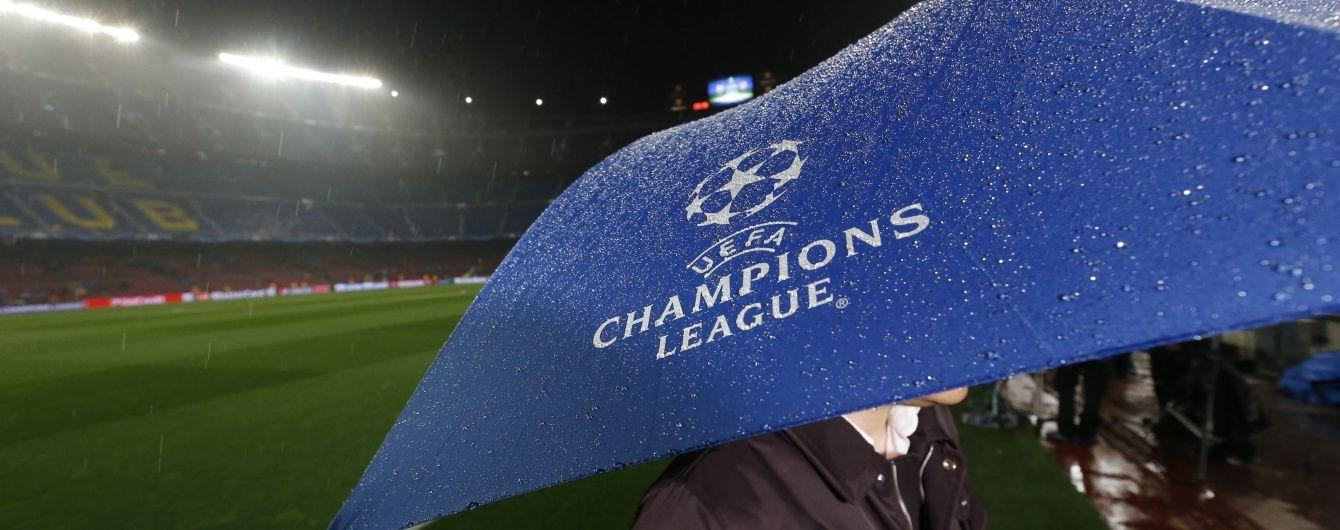 Іспанське дербі і битва Парижа з Манчестером: результати жеребкування 1/4 фіналу Ліги чемпіонів