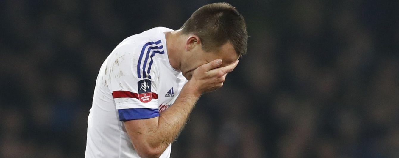"""""""Челсі"""" на десять днів втратив капітана через травму"""