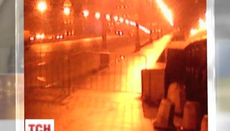 В Москве снесли мемориал Борису Немцову