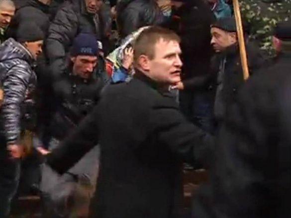 Митинг в Харькове, 1 марта 2014 года