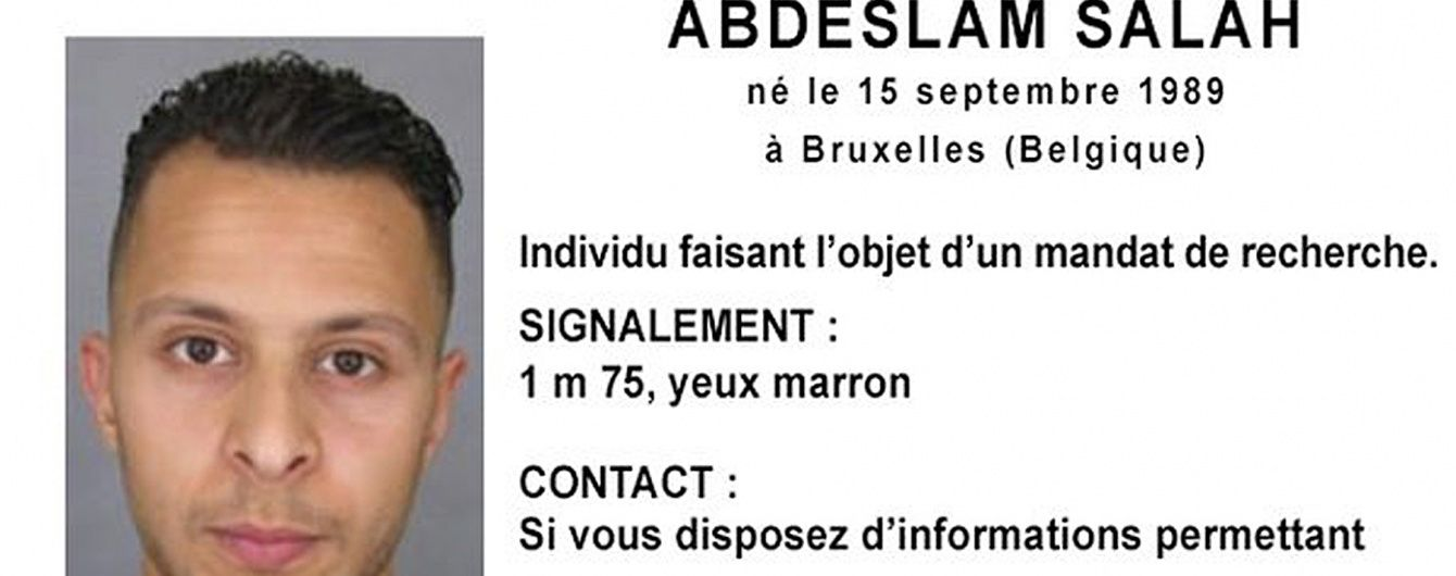 Ймовірного організатора терактів у Парижі Абдеслама виписали з лікарні