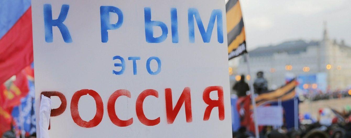 До окупованого Криму прибула делегація парламентарів із Італії