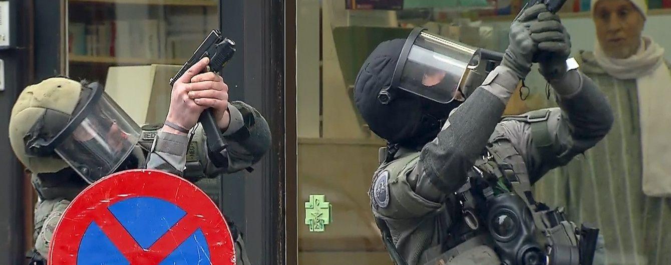 У Брюсселі прогриміли вибухи - ЗМІ