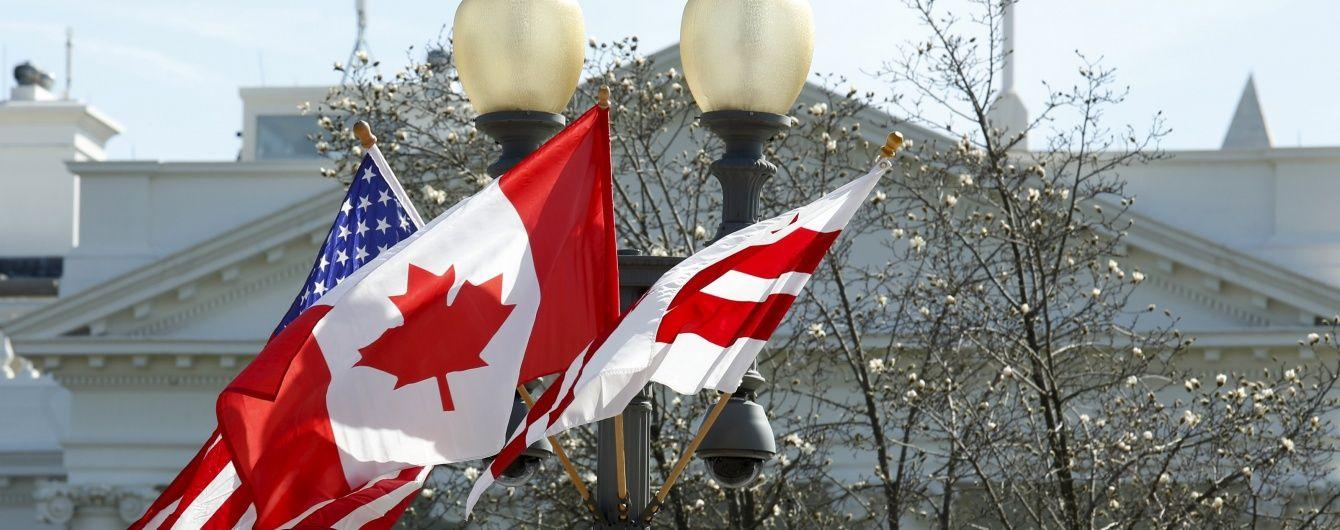 Канада хочет ужесточить санкции против РФ