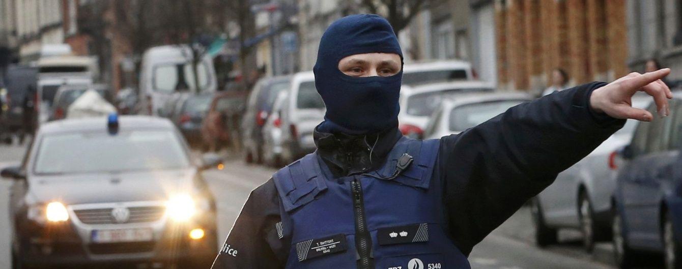 Бельгия снова установила наивысший уровень террористической угрозы