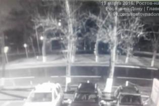 В Інтернеті з'явилися кадри падіння Boeing в Ростові-на-Дону