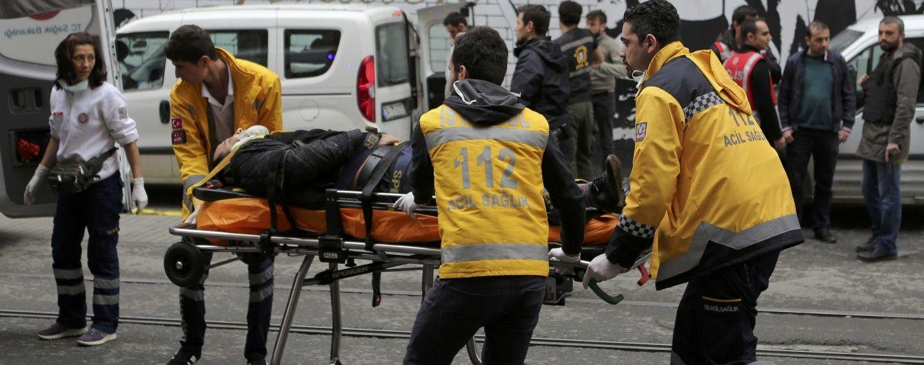 """Теракт у центрі Стамбула могла організувати """"Ісламська держава"""""""