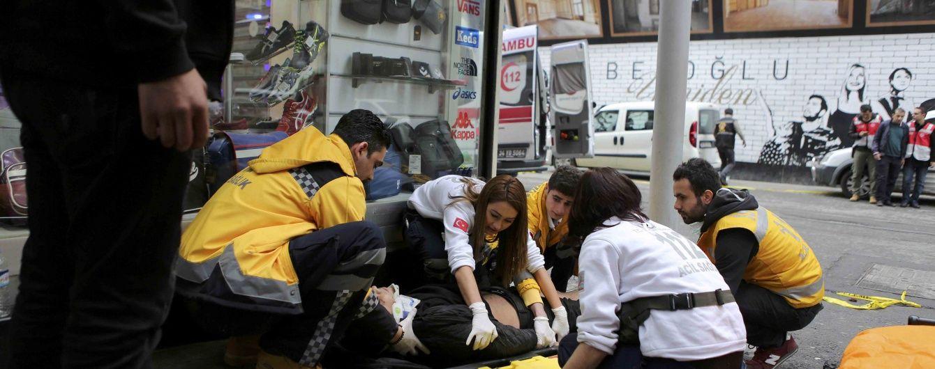 У теракті в Стамбулі українці не постраждали