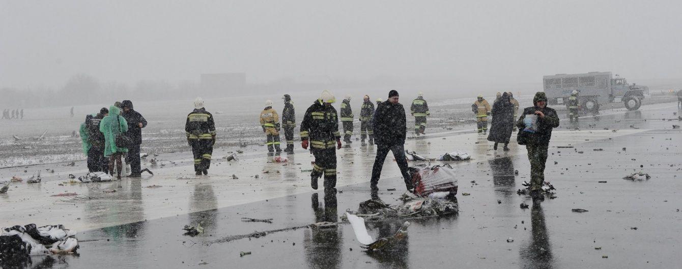 """На місці катастрофи Boeing 737-800 знайшли другу """"чорну скриньку"""""""