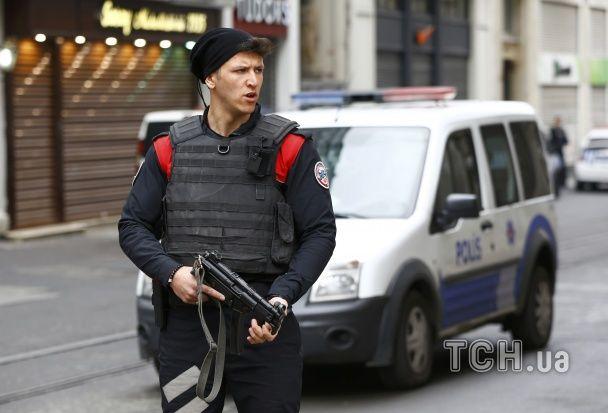 У центрі Стамбула підірвався терорист-смертник
