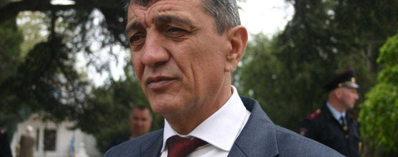 """Одіозний губернатор Севастополя запропонував кримським татарам забратися """"високо-високо"""" в гори"""