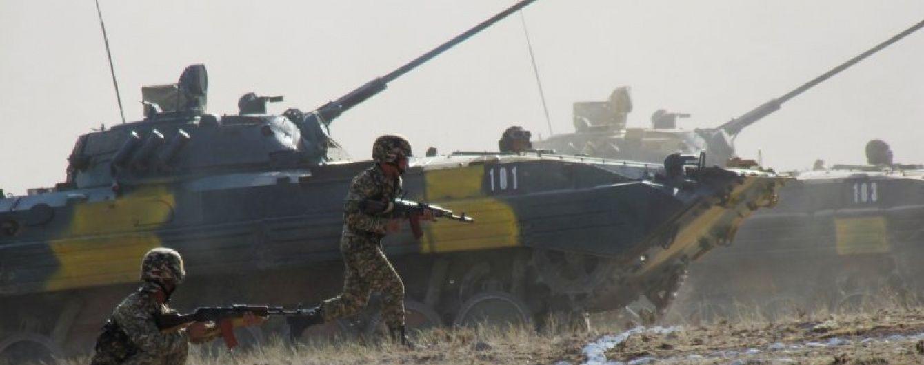 Киргизстан висунув війська до кордону з Узбекистаном