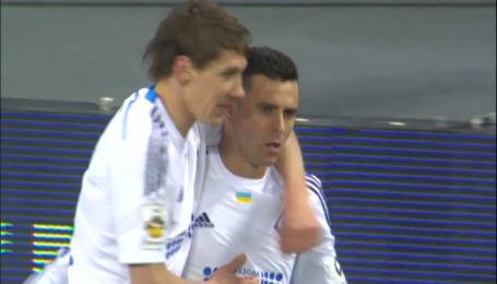 Динамо - Зоря - 1:0. Відео голу Мораєса