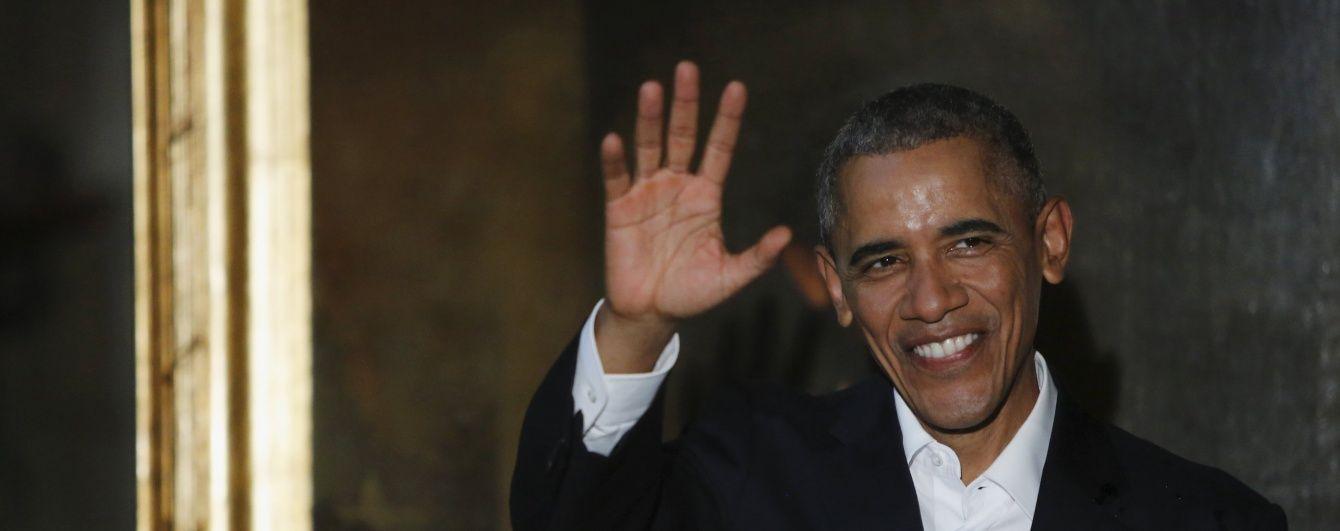 Стало відомо, коли Обама може зняти санкції з РФ