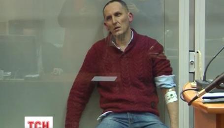 Подозреваемого в государственной измене Антона Шевцова освободили из-под стражи