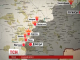 Недалеко від Новотроїцького диверсанти атакували позиції сил АТО