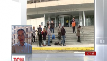 В результате аварии автобуса в Испании пострадали 2 украинцев