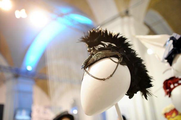 """""""Світське життя"""" представило колекцію капелюшків Катерини Осадчої на UFW"""