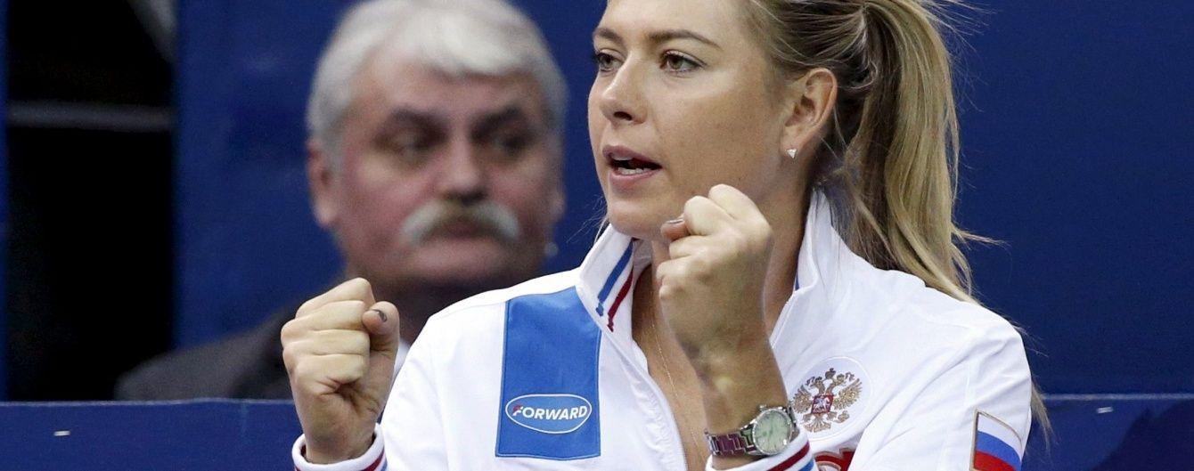 """""""Забанена"""" через допінг Шарапова вперше за 5 років не увійшла до десятки найкращих тенісисток світу"""