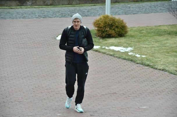Футболісти збірної України з'їхалися до Києва перед матчами з Кіпром та Уельсом