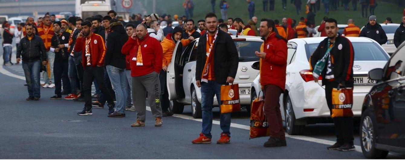 """У Туреччині бойовики """"ІД"""" збиралися розстріляти глядачів матчу """"Галатасарай""""-""""Фенербахче"""""""