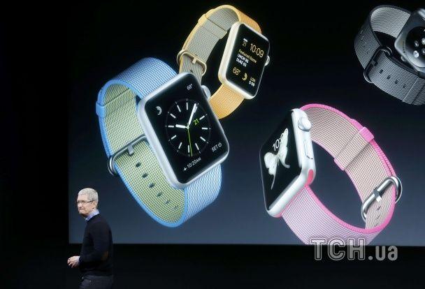 """Новиники від Apple: нейлонові ремінці для Watch і зниження ціни на """"розумні"""" годинники"""