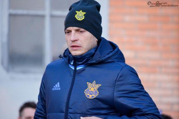 Андрій Шевченко потренувався разом із гравцями збірної України