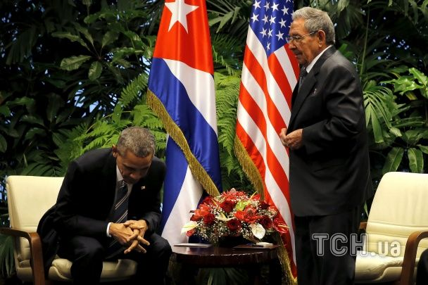 Обама розповів, що заважає дружбі з Кубою