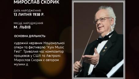 Мінкульт: композитор Мирослав Скорик про співпрацю із Сергієм Параджановим