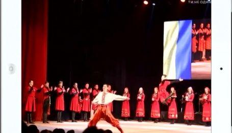 Танцевальный поединок между Украиной и Грузией в сети собрал почти миллион просмотров