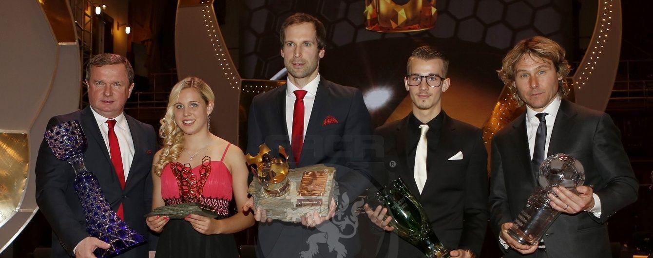 """Голкіпер """"Арсеналу"""" в рекордний восьмий раз став найкращим футболістом Чехії"""