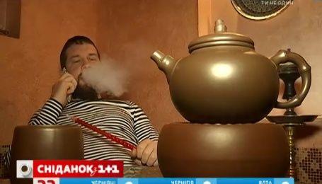 Курение одного кальяна приравнивается к 60 обычным сигаретам