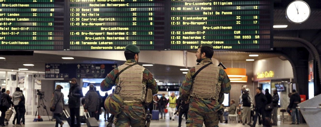 Журналіст повідомила про чотири вибухи у метро Брюсселя