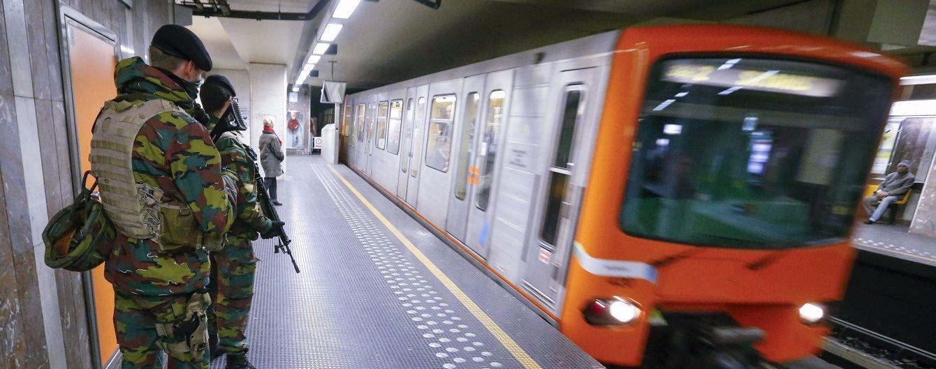 У Брюсселі відновили роботу станції метро, на якій стався кривавий теракт