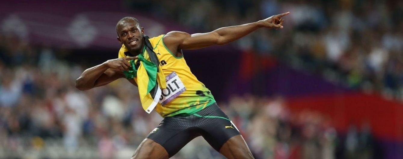"""Ямайська """"блискавка"""" Болт заявив, що Олімпіада-2016 стане для нього останньою"""