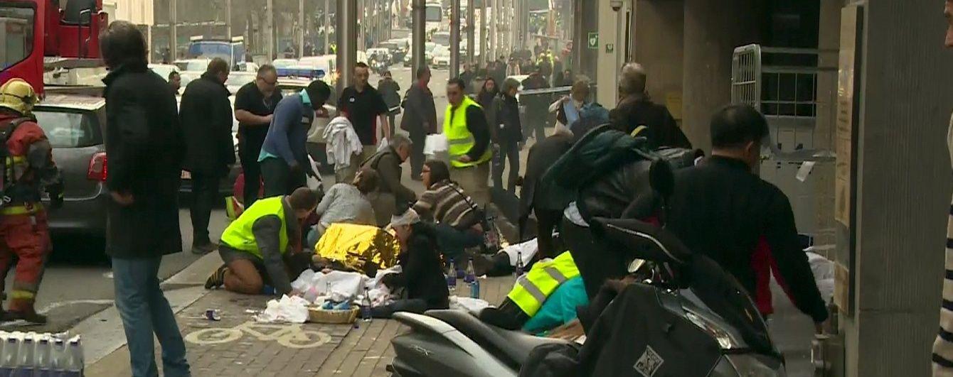 """В """"Ісламській державі"""" розповіли, чому атакували Брюссель"""