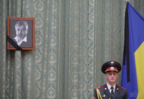 У Києві провели в останню путь відомого режисера театру і кіно Леся Танюка