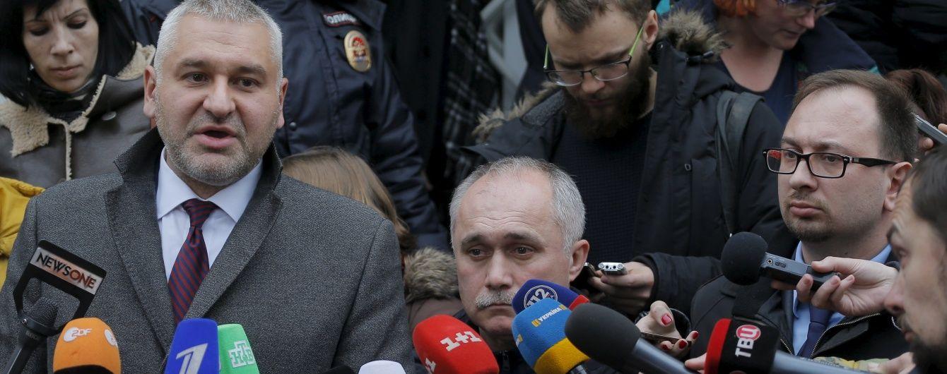 Фейгін хоче подати скаргу до Європейського суду з прав людини у справі Савченко