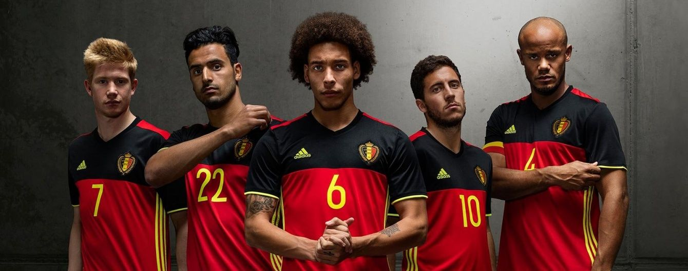 Збірна Бельгії з футболу скасувала тренування через теракти в Брюсселі