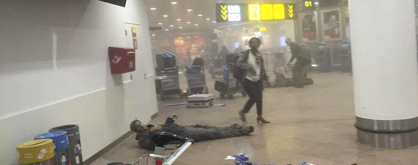 Кількість жертв теракту в Брюсселі зросла: пожежники заявили про 14 загиблих в аеропорту