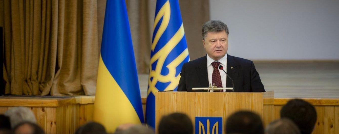 Порошенко пояснив, чому чекав із обміном Савченко аж до вироку суду