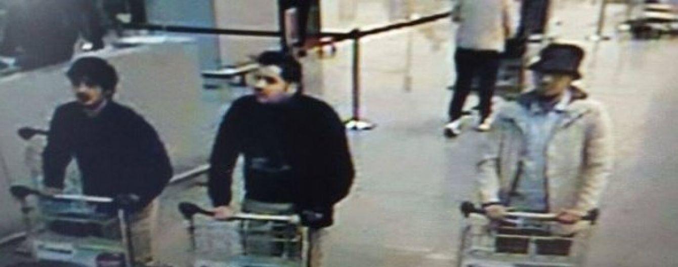 ЗМІ повідомили про затримання учасника теракту в аеропорту Брюсселя