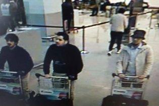 Бельгійська поліція розповсюдила фото підозрюваного у теракті в аеропорту