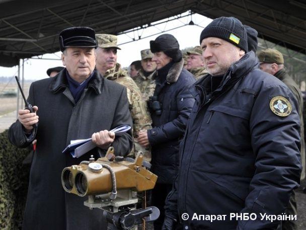 Турчинов розповів про успішне випробування української ракети без російських комплектуючих