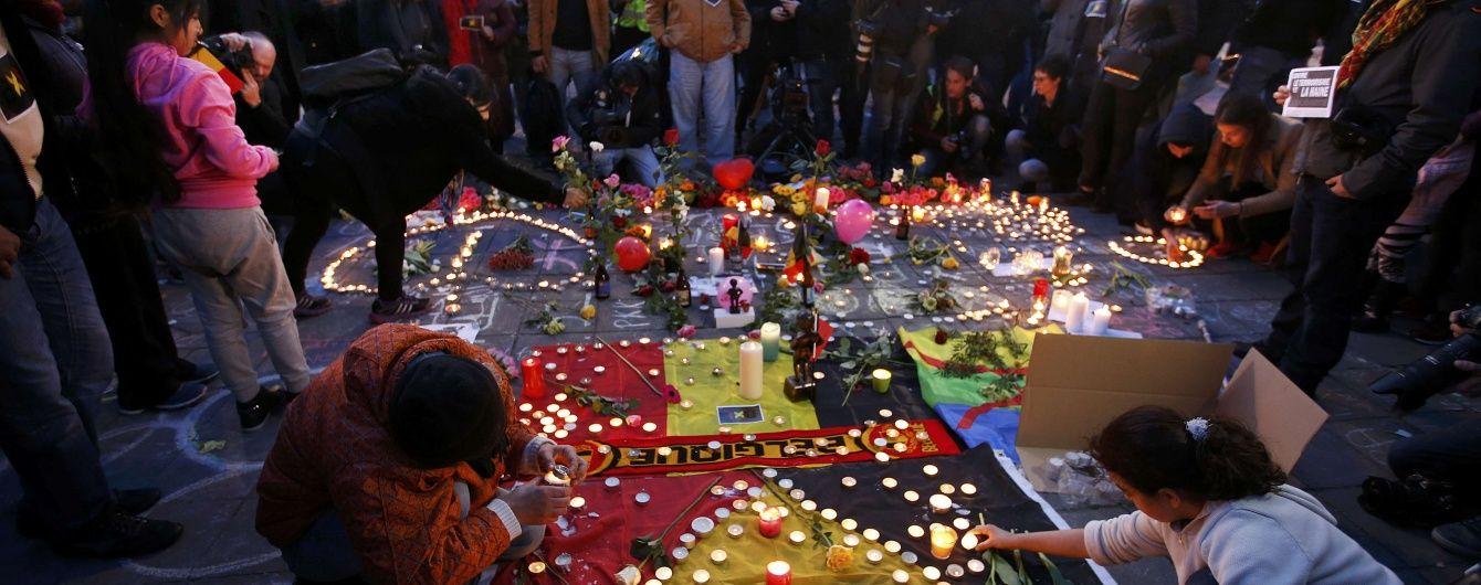 """""""Марш проти страху"""" у Брюсселі опинився під загрозою нападу терористів"""
