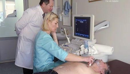 Каждая 15 украинка страдает на узлы щитовидной железы